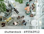 bangkok  thailand   july 10 ... | Shutterstock . vector #695563912