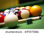 Billiard Balls Composition On...