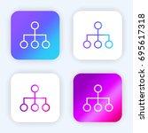 diagram bright purple and blue...