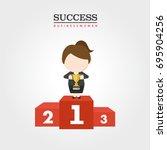 business   Shutterstock .eps vector #695904256