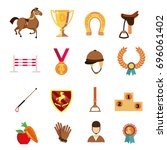 Equestrian Sport And...