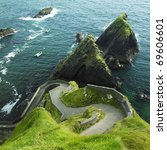 seascape  county kerry  ireland | Shutterstock . vector #69606601