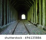 Abandoned Railroad Tunnel