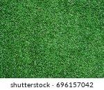 texture green grass. background ...   Shutterstock . vector #696157042
