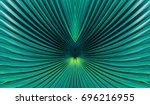 Abstract Blue Stripes From...