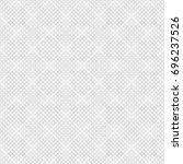 seamless pattern of rhombuses.... | Shutterstock .eps vector #696237526