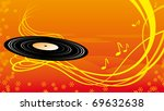 music vector illustration   Shutterstock .eps vector #69632638