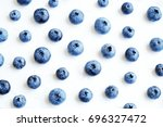 Freshly Picked Blueberries...