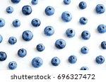 Freshly Picked Blueberries...