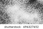 abstract halftone pattern... | Shutterstock .eps vector #696327652