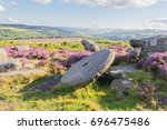 On Hathersage Moor In The...