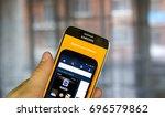 montreal  canada   july 30 ... | Shutterstock . vector #696579862