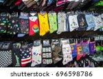 august 7 2016   monterey... | Shutterstock . vector #696598786