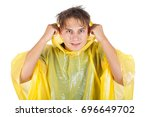 picture of a caucasian young...   Shutterstock . vector #696649702