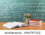 education. | Shutterstock . vector #696797152