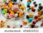 Colorful Traditional Candies ...