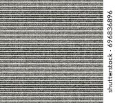 abstract dashed mottled striped ... | Shutterstock .eps vector #696836896