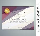 modern vector certificate