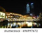 dubai mall | Shutterstock . vector #696997672
