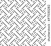 seamless abstract patterns.... | Shutterstock .eps vector #697030282