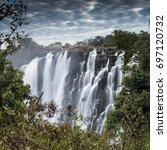 Small photo of Victoria Falls, Zambia