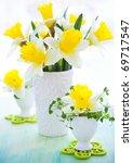 Easter Decoration  Narcissus I...
