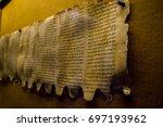 Qumran  Israel   January 28 ...