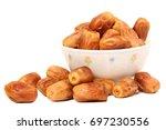 arabia dates | Shutterstock . vector #697230556