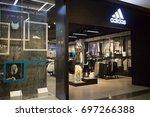 chiang mai  thailand   august... | Shutterstock . vector #697266388