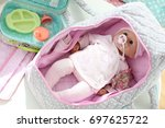 Baby Doll  Pink Baby Bag  Carr...