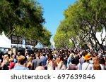 san francisco  california  ... | Shutterstock . vector #697639846