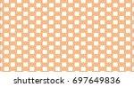 geometric shape pattern | Shutterstock . vector #697649836