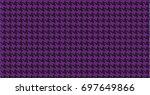 geometric shape pattern | Shutterstock . vector #697649866
