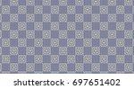 geometric shape pattern | Shutterstock . vector #697651402