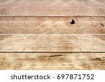 wood background | Shutterstock . vector #697871752
