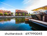 Old Town And Granaries By The...
