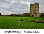 Richmond Castle In Richmond ...