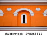 elements of architecture | Shutterstock . vector #698065516