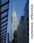 new york   feb 08  2016  ... | Shutterstock . vector #698221426