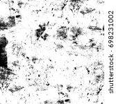 abstract grunge background.... | Shutterstock . vector #698231002