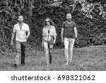 people or friends pretty girl... | Shutterstock . vector #698321062