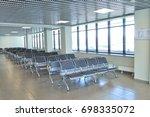saint petersburg  russia   may... | Shutterstock . vector #698335072
