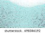 light blue vector abstract...   Shutterstock .eps vector #698386192