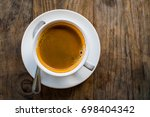 hot americano. this is how the...