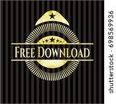 free download shiny badge