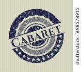 blue cabaret rubber texture | Shutterstock .eps vector #698578912