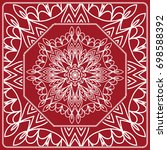 Pattern From Mandala For The...