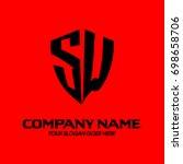 sw logo | Shutterstock .eps vector #698658706