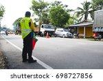 kuala lipis   pahang   malaysia ... | Shutterstock . vector #698727856