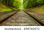 Railroad Landscape. Railroad I...